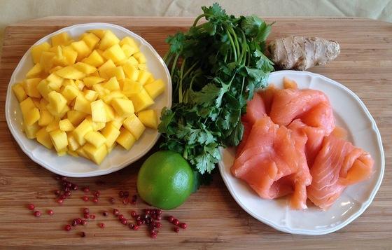 1. ingredients 2