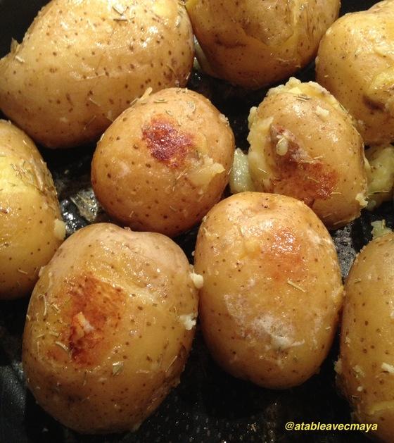 9. pommes de terre