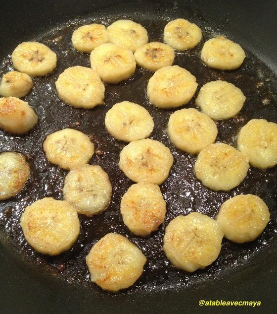 3. cuisson bananes