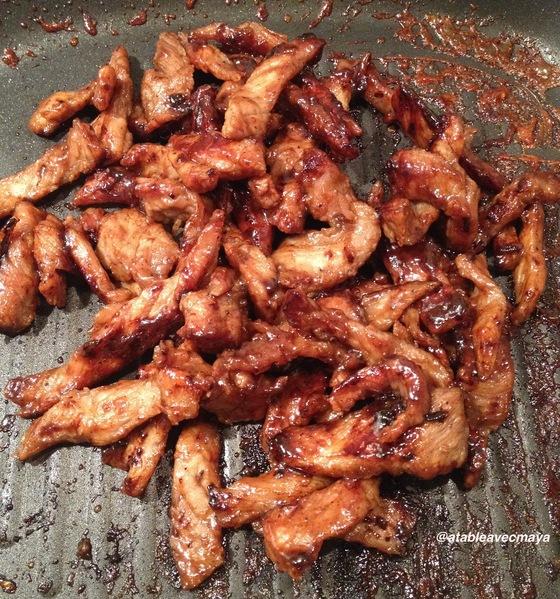 5. viande cuite