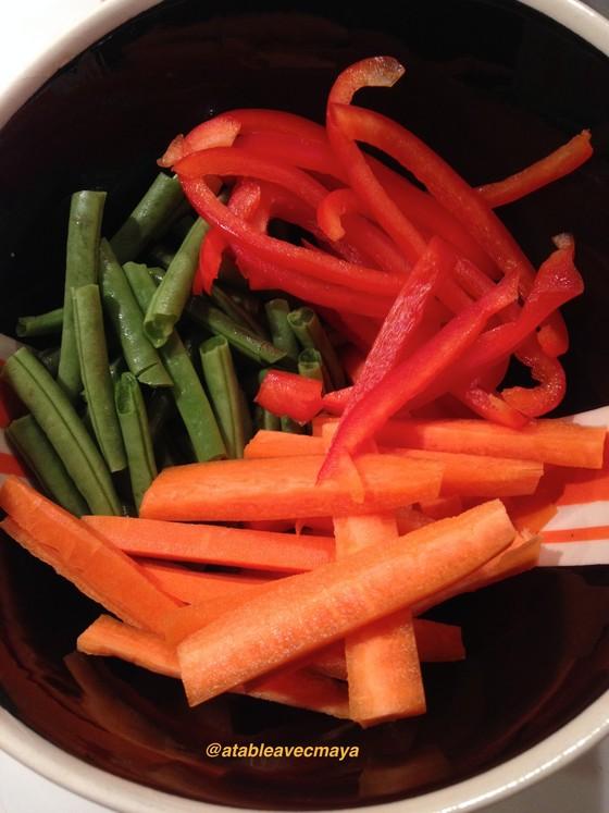 2. legumes crus