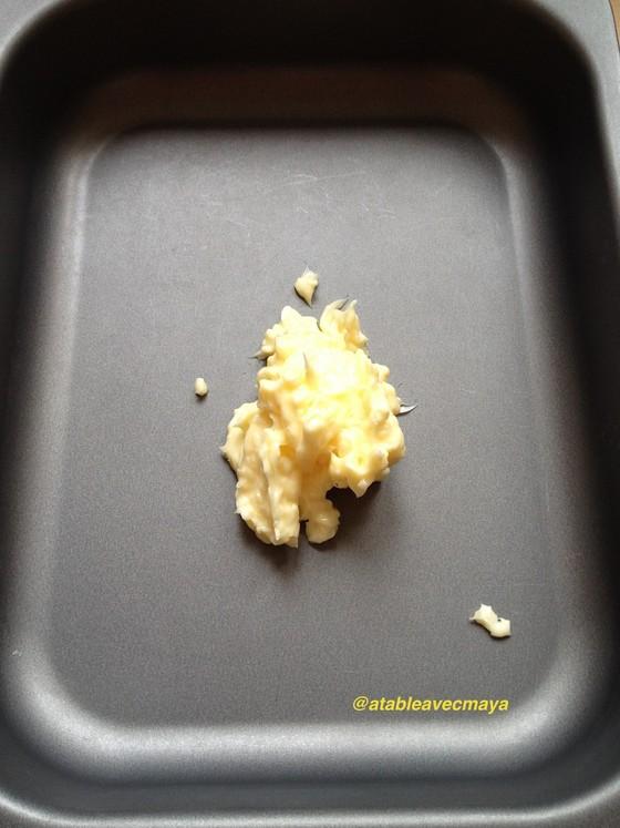 3. beurre ds plat