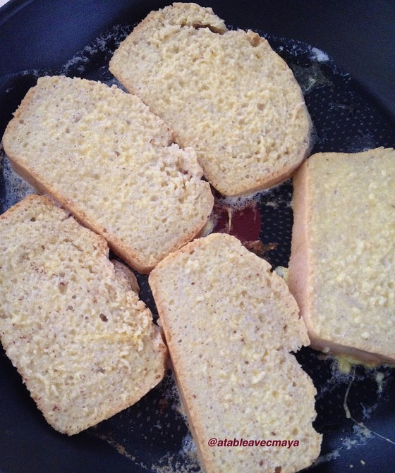 4. début cuisson