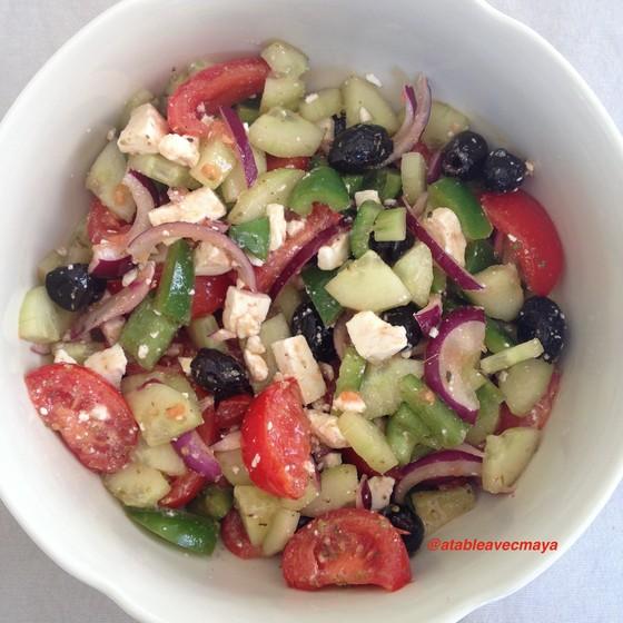 1. salade