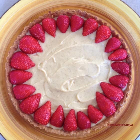 14. couronne de fraises