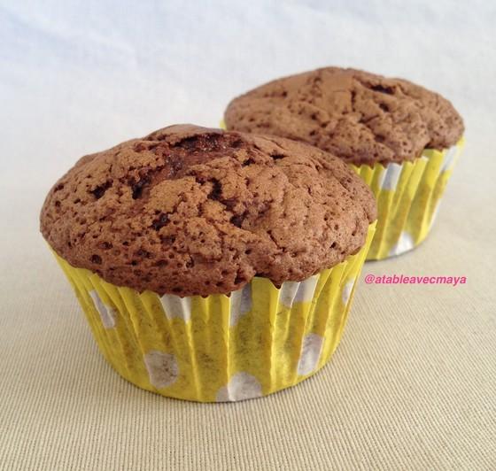 5. cupcakes chocolat autre fournée