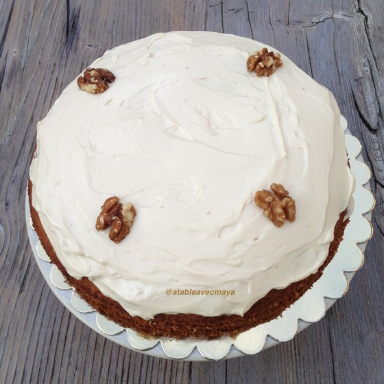 11. gâteau fini de haut