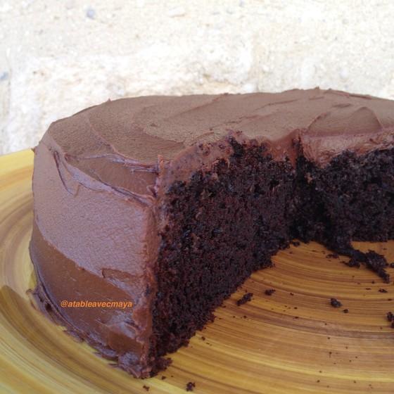 11. gâteau coupe