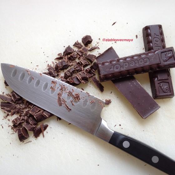 5. decoupe pepites chocolat