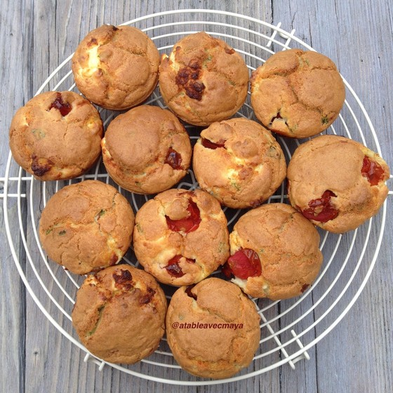 1. muffins