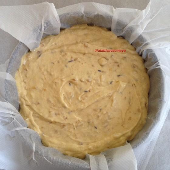 7. la pâte est prete