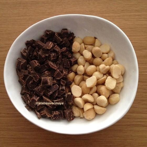 2. chocolat noix
