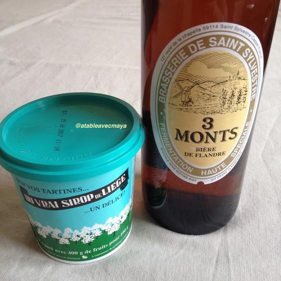 8. sirop liege et biere