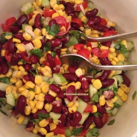 9. salade melangee bis