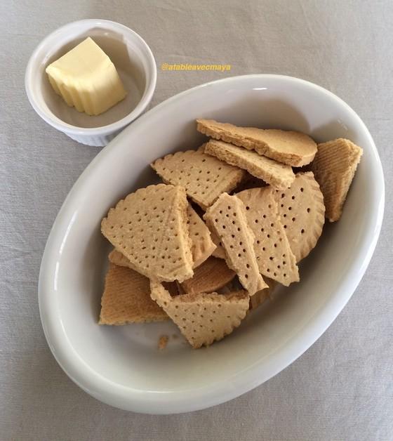 2. sables et beurre