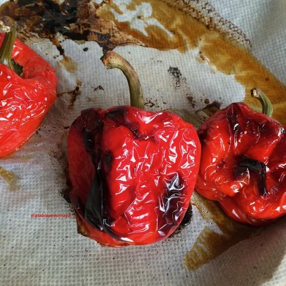4. poivrons grillés