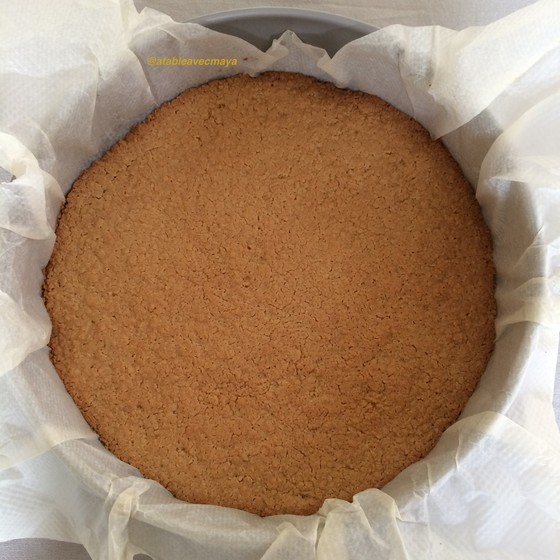 5. pâte cuite
