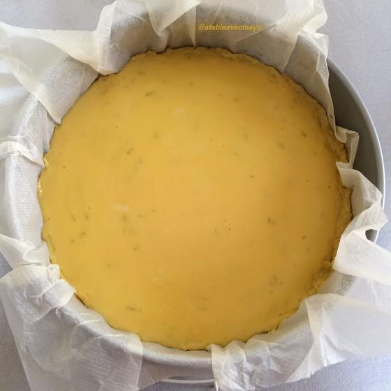 8. creme citron cuite