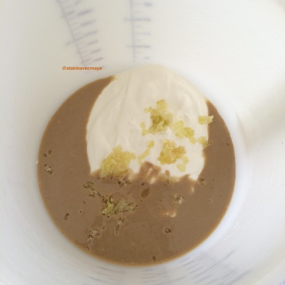 8. tahini yaourt ail