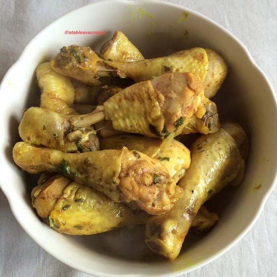 10. on retire le poulet