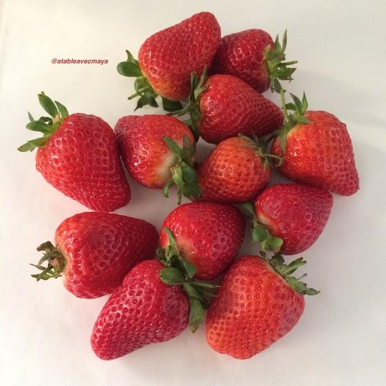 2. fraises