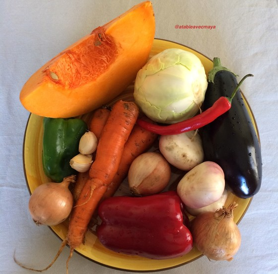 2. legumes ingredients