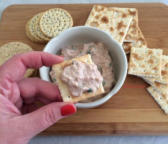 5. doigts crackers