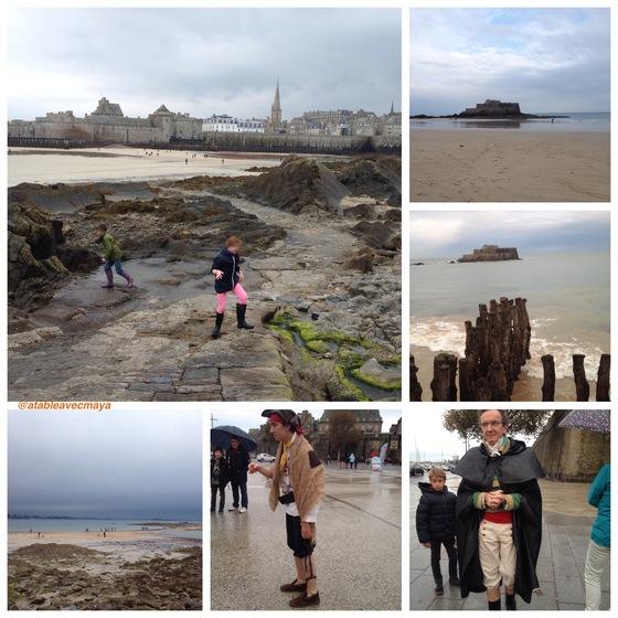 6. J2 - Saint Malo montage