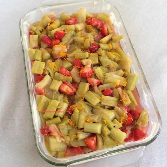 5. plat a gratin avec fruits