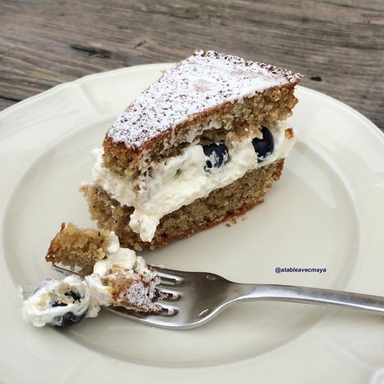 1. victoria sponge cake part