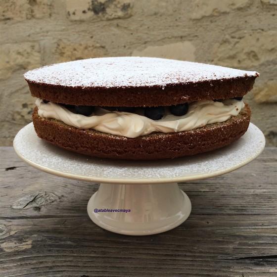10. le gâteau est prêt