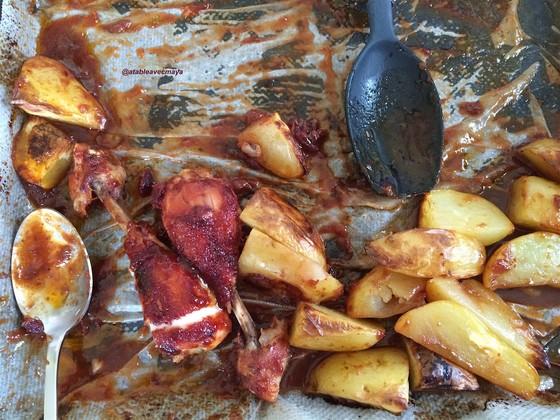 5 - poulet bbq cerise - plat apprécié