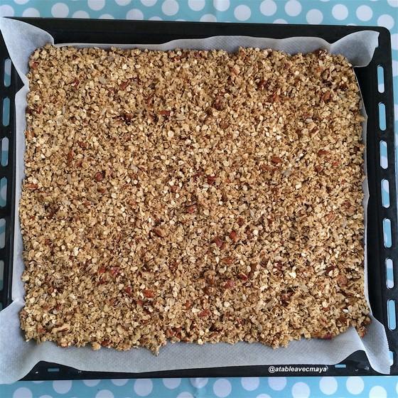5. granola av d'enfourner