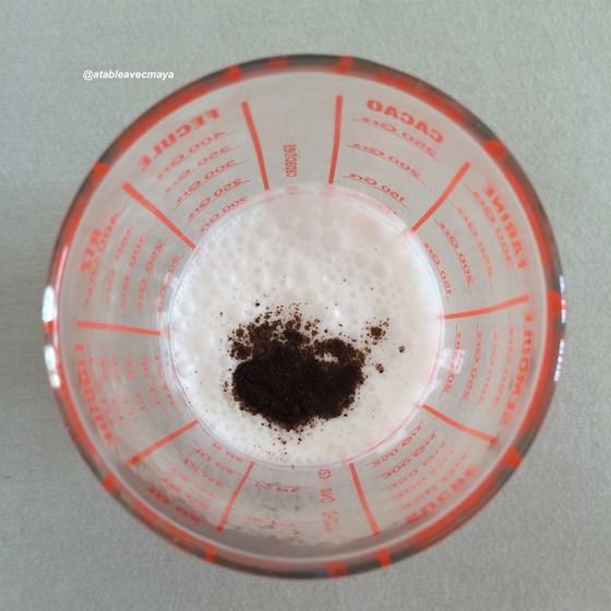 3. pudding chia - lait et vanille