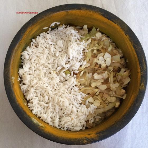 7-biriani-4eme-couche-riz